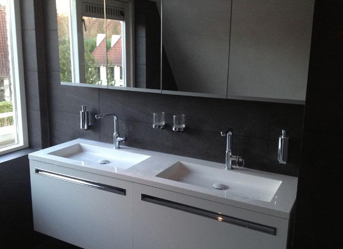 Tegels Badkamer Enschede : Badkamerspeciaal.nl voorbeelden uit de praktijk