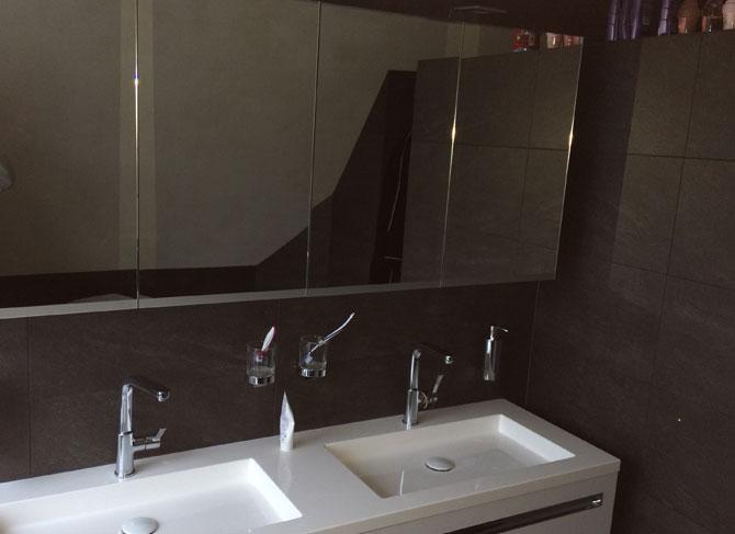 Tegels Badkamer Enschede : Badkamerspeciaal voorbeelden uit de praktijk